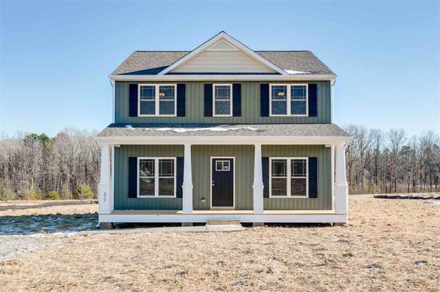 191 Hickory Ridge Cir, MINERAL, VA 23117 (MLS #597550) :: Real Estate III