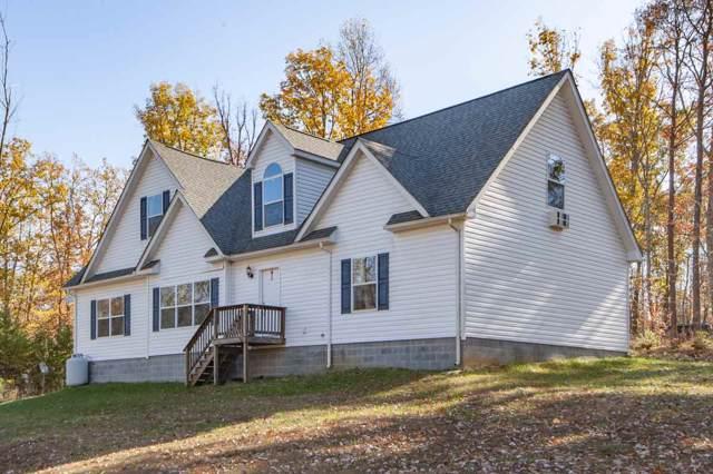 17 Woodman Trl, Shipman, VA 22971 (MLS #597610) :: Real Estate III