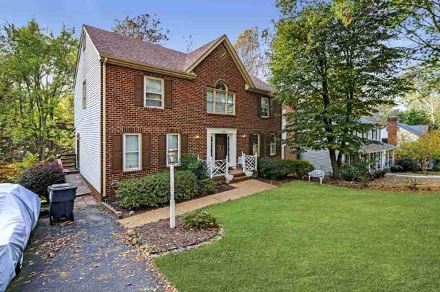 1720 Hearthglow Ln, CHARLOTTESVILLE, VA 22901 (MLS #597624) :: Jamie White Real Estate