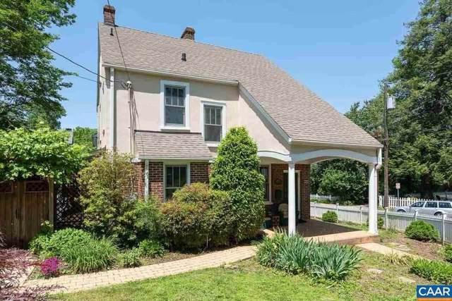 421 NE 4TH ST, CHARLOTTESVILLE, VA 22902 (MLS #597648) :: Real Estate III