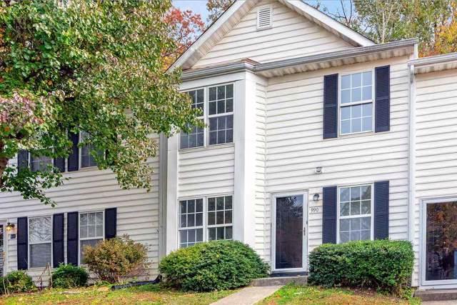 990 Towne Ln, CHARLOTTESVILLE, VA 22901 (MLS #597650) :: Real Estate III