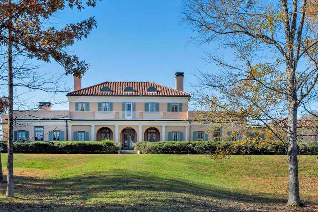 4017 Fairway Dr, KESWICK, VA 22947 (MLS #597664) :: Real Estate III