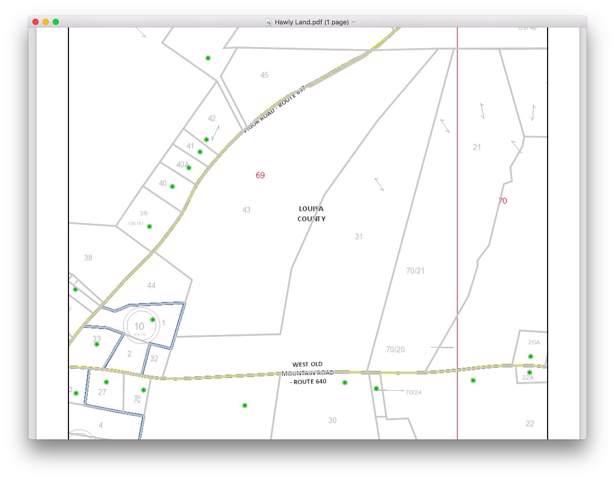 tbd W Old Mountain Rd, LOUISA, VA 23093 (MLS #597666) :: Real Estate III