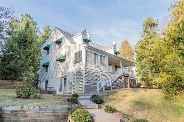 2505 Huntington Rd, CHARLOTTESVILLE, VA 22901 (MLS #597691) :: Jamie White Real Estate