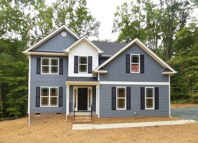 345 Richardson Dr, LOUISA, VA 23093 (MLS #597694) :: Real Estate III