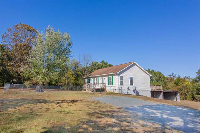 214 A Troy Rd, TROY, VA 22974 (MLS #597711) :: Real Estate III