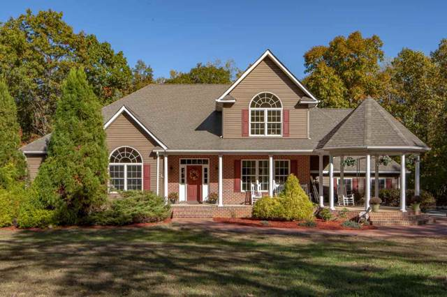 627 Fox Hollow Ln, Palmyra, VA 22963 (MLS #597722) :: Real Estate III