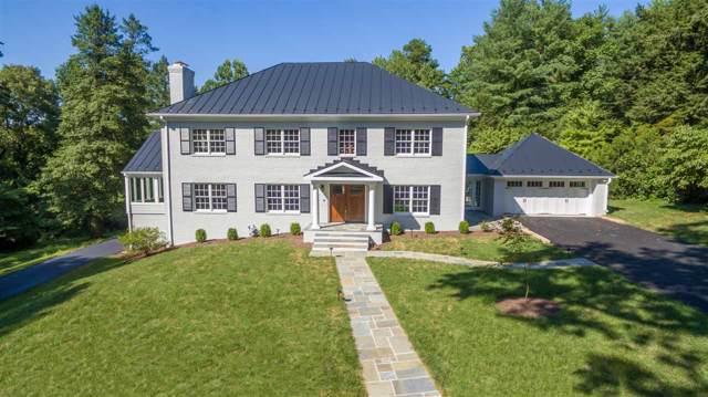 2025 Spottswood Rd, CHARLOTTESVILLE, VA 22903 (MLS #597798) :: Real Estate III