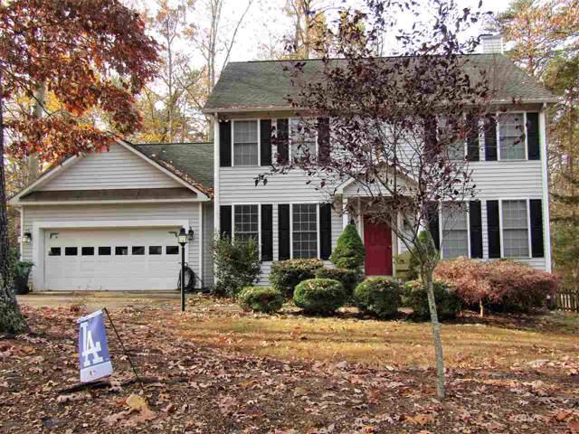 421 Jefferson Dr, Palmyra, VA 22963 (MLS #597805) :: Real Estate III