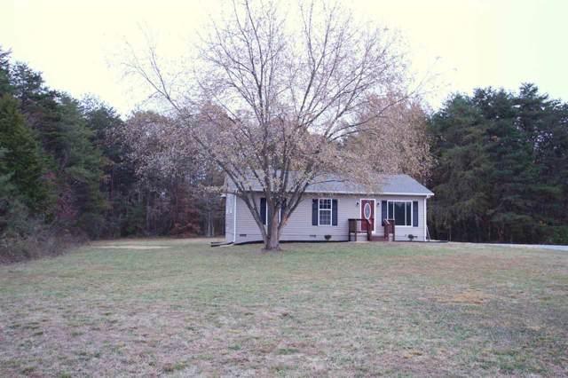 1764 Mt Pleasant Church Rd, MINERAL, VA 23117 (MLS #597815) :: Jamie White Real Estate