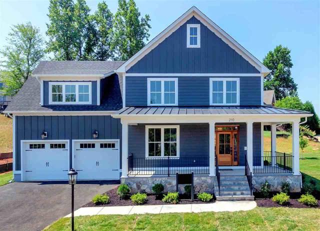 217 Glenleigh Rd, CHARLOTTESVILLE, VA 22911 (MLS #597896) :: Real Estate III