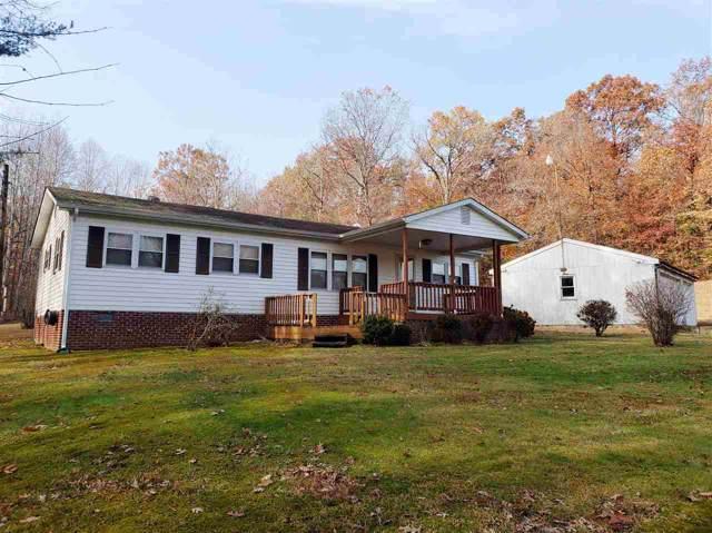 1737 S Blue Ridge Tpk, Madison, VA 22727 (MLS #597949) :: Real Estate III