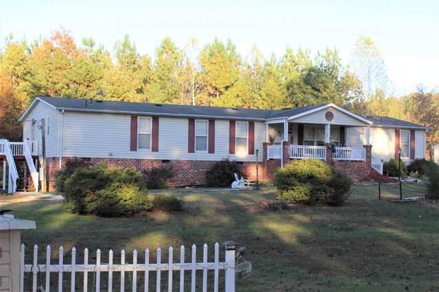 7301 Richmond Hwy, GLADSTONE, VA 24553 (MLS #597965) :: Jamie White Real Estate