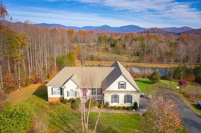 400 Mountainside Dr, STANARDSVILLE, VA 22973 (MLS #597970) :: Jamie White Real Estate