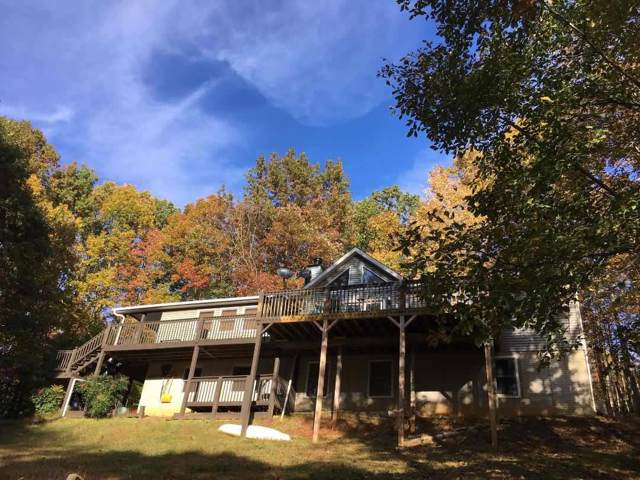 2705 Ennis Mountain Rd, AFTON, VA 22920 (MLS #597984) :: Jamie White Real Estate