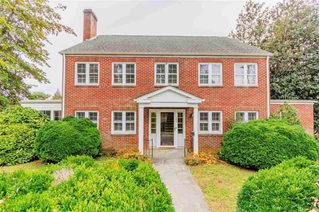 260 Piedmont St, ORANGE, VA 22960 (MLS #598088) :: Real Estate III