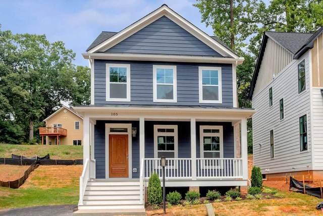 5 Castalia St, CHARLOTTESVILLE, VA 22902 (MLS #598112) :: Jamie White Real Estate