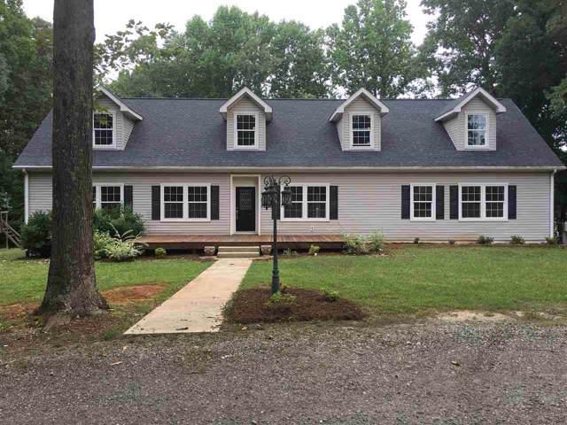 210 Hords Hill Rd, RUCKERSVILLE, VA 22968 (MLS #598218) :: Jamie White Real Estate