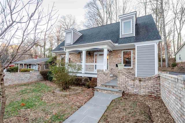 1526 Cherry Ave, CHARLOTTESVILLE, VA 22903 (MLS #598266) :: Jamie White Real Estate
