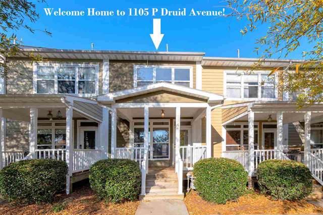 1105 Druid Ave P, CHARLOTTESVILLE, VA 22902 (MLS #598274) :: Jamie White Real Estate