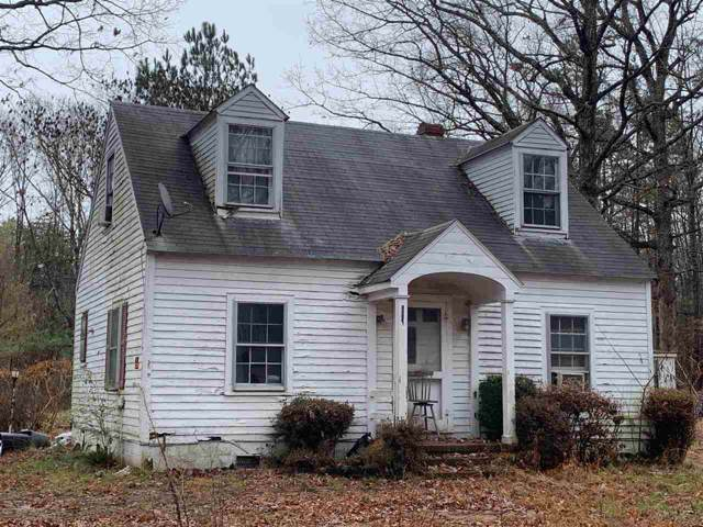 3864 Columbia Rd, GORDONSVILLE, VA 22942 (MLS #598451) :: Jamie White Real Estate