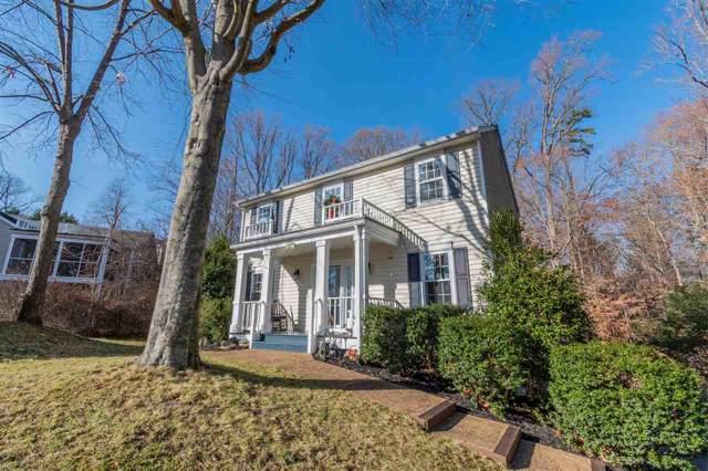 1018 Ashby Pl, CHARLOTTESVILLE, VA 22901 (MLS #598494) :: KK Homes