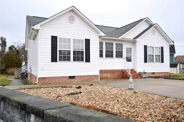 216 Chantilly Dr, WAYNESBORO, VA 22980 (MLS #598747) :: Jamie White Real Estate