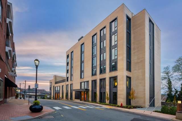 550 Water St 401A, CHARLOTTESVILLE, VA 22902 (MLS #599051) :: Real Estate III