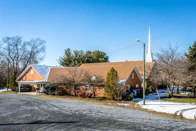 25 Maryland Ave, HARRISONBURG, VA 22801 (MLS #599066) :: Real Estate III