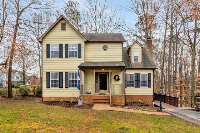 1791 Jumpers Run, CHARLOTTESVILLE, VA 22911 (MLS #599113) :: Jamie White Real Estate