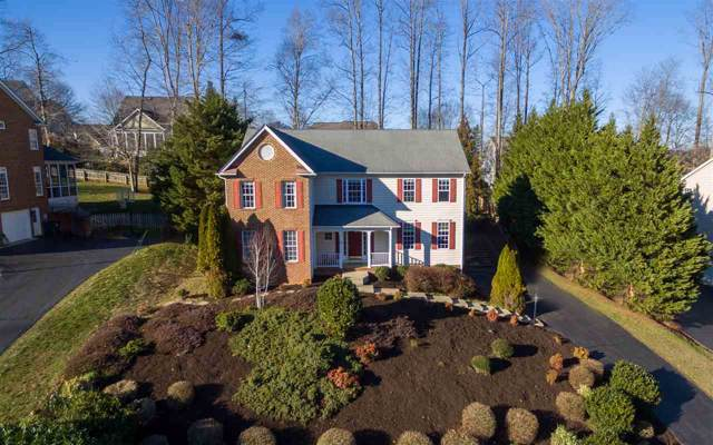 2073 Brownstone Ln, CHARLOTTESVILLE, VA 22901 (MLS #599118) :: Real Estate III
