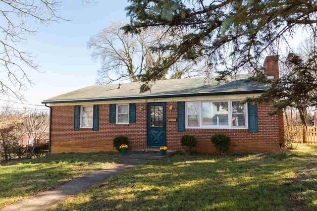 111 Thompson St, STAUNTON, VA 24401 (MLS #599120) :: Real Estate III