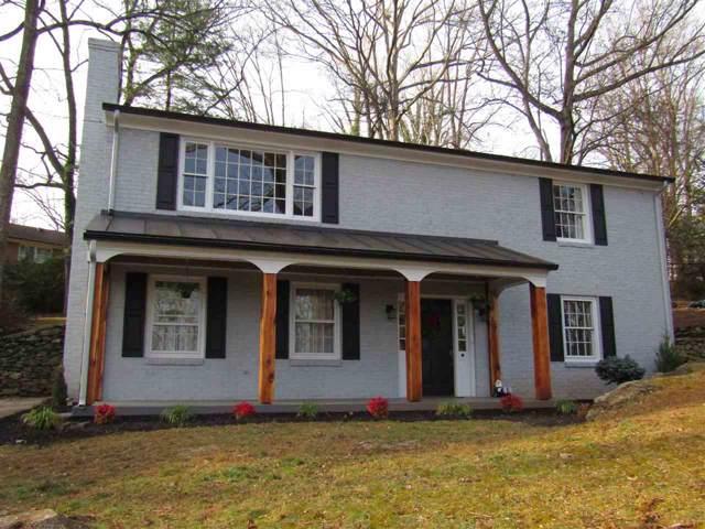 1727 Yorktown Dr, CHARLOTTESVILLE, VA 22901 (MLS #599171) :: Real Estate III