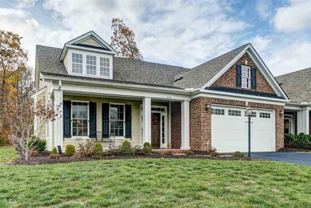 410 Townbrook Ct, CHARLOTTESVILLE, VA 22901 (MLS #599323) :: Real Estate III