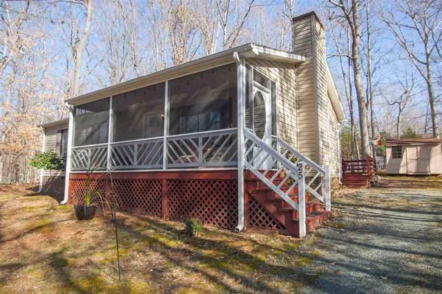 25 Wildwood Dr, Palmyra, VA 22963 (MLS #599333) :: Jamie White Real Estate