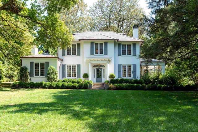 1204 Blue Ridge Rd, CHARLOTTESVILLE, VA 22903 (MLS #599392) :: Jamie White Real Estate