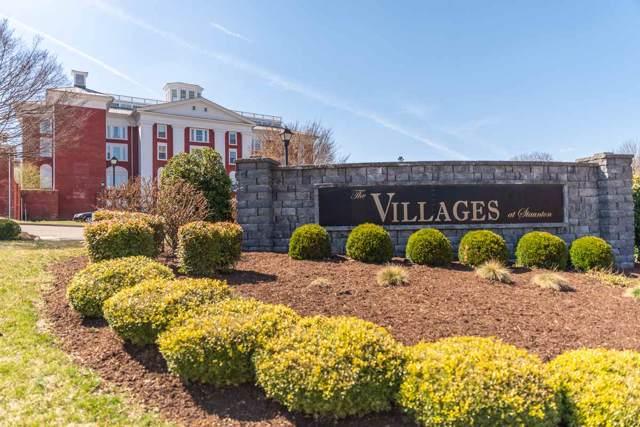100 Village Dr #301, STAUNTON, VA 24401 (MLS #599454) :: KK Homes