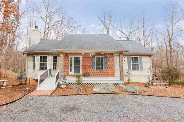 316 Jefferson, Palmyra, VA 22963 (MLS #599472) :: Jamie White Real Estate