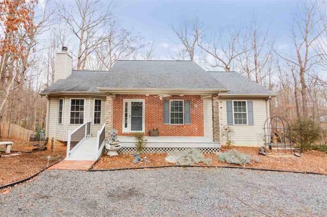 316 Jefferson, Palmyra, VA 22963 (MLS #599472) :: Jamie White Real Estate