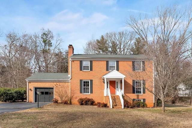 2717 Huntington Rd, CHARLOTTESVILLE, VA 22901 (MLS #599479) :: Jamie White Real Estate