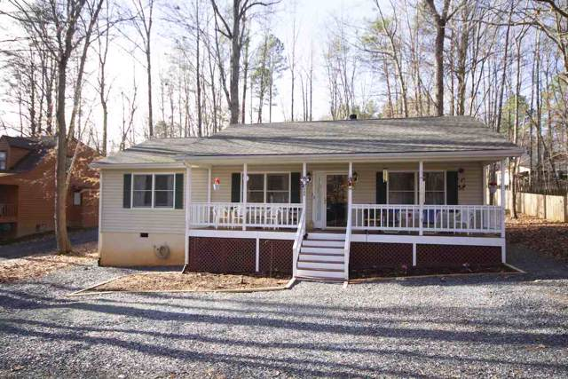 886 Jefferson Dr, Palmyra, VA 22963 (MLS #599489) :: Jamie White Real Estate