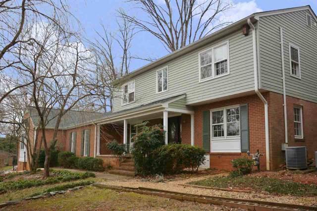 511 Nottingham Rd, CHARLOTTESVILLE, VA 22901 (MLS #599498) :: Jamie White Real Estate