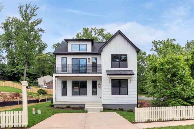 6 Castalia St, CHARLOTTESVILLE, VA 22902 (MLS #599517) :: Jamie White Real Estate