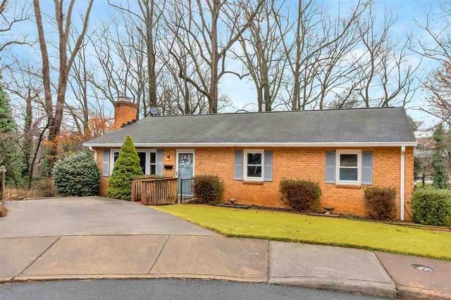 738 Lyons Ave, CHARLOTTESVILLE, VA 22901 (MLS #599577) :: Jamie White Real Estate
