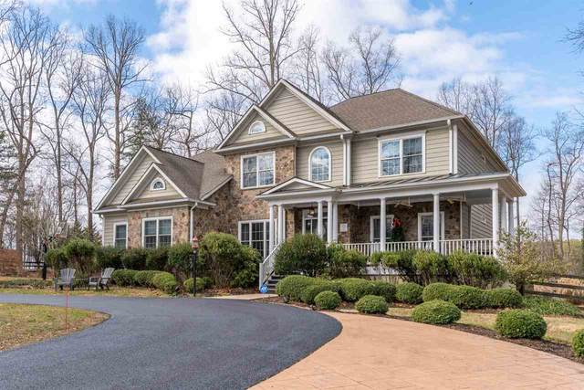 4015 Redwood Ln, Earlysville, VA 22936 (MLS #599630) :: Real Estate III