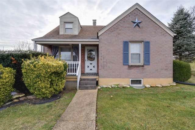 83 Sunset Blvd, STAUNTON, VA 24401 (MLS #599672) :: Real Estate III