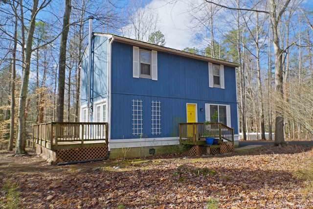 97 Buck Mountain Rd, Earlysville, VA 22936 (MLS #599758) :: Jamie White Real Estate
