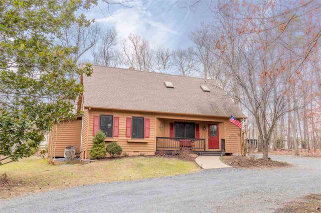 33 Oak Grove Rd, Palmyra, VA 22963 (MLS #599763) :: Jamie White Real Estate