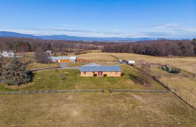 1373 Middlebrook Rd, STAUNTON, VA 24401 (MLS #599772) :: Real Estate III