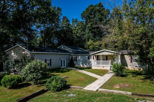 136 David Dr, Shenandoah, VA 22849 (MLS #599805) :: KK Homes